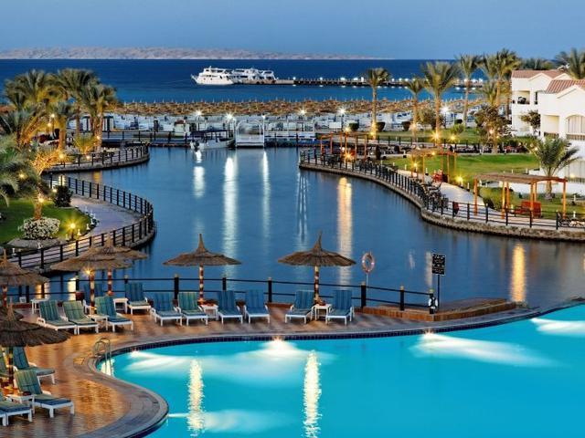 Dana Beach Resort Agypten Hurghada