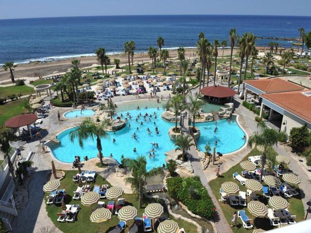 Leonardo Plaza Cypria Maris Beach Hotel And Spa Zypern Paphos