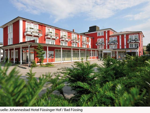 Johannesbad Hotel Fussinger Hof Deutschland Bad Fussing