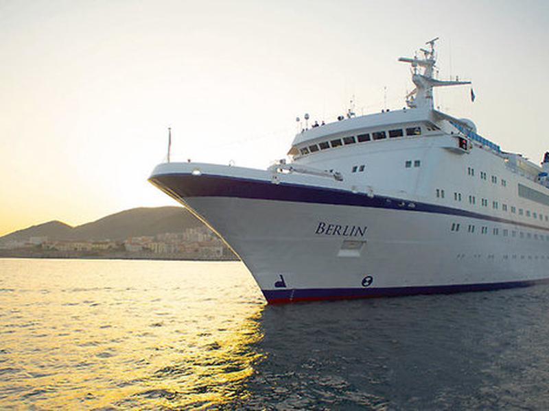 MS Berlin - Frühling am Mittelmeer - 5 Tage Kreuzfahrt