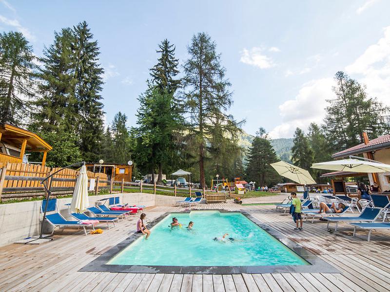 Camping Bellamonte Fiemme Village